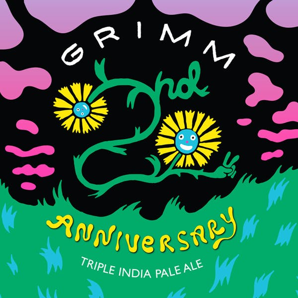 Image or graphic for 2nd Anniversary Triple IPA