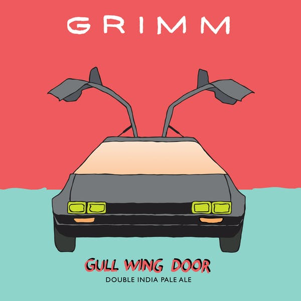 Image or graphic for Gull Wing Door
