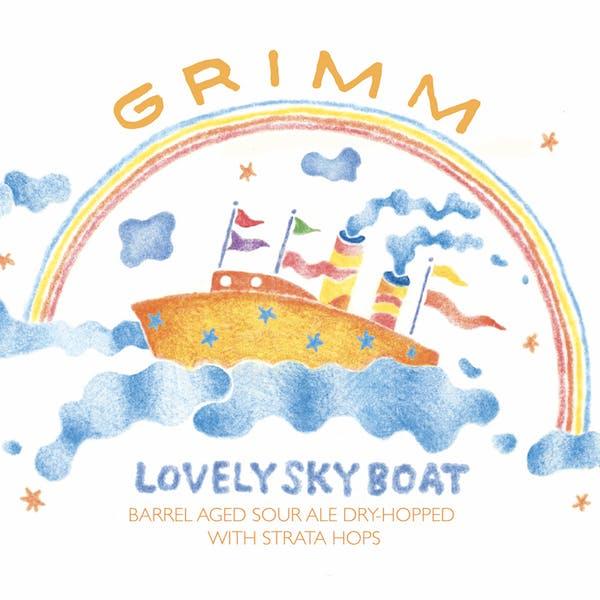 Lovely Sky Boat