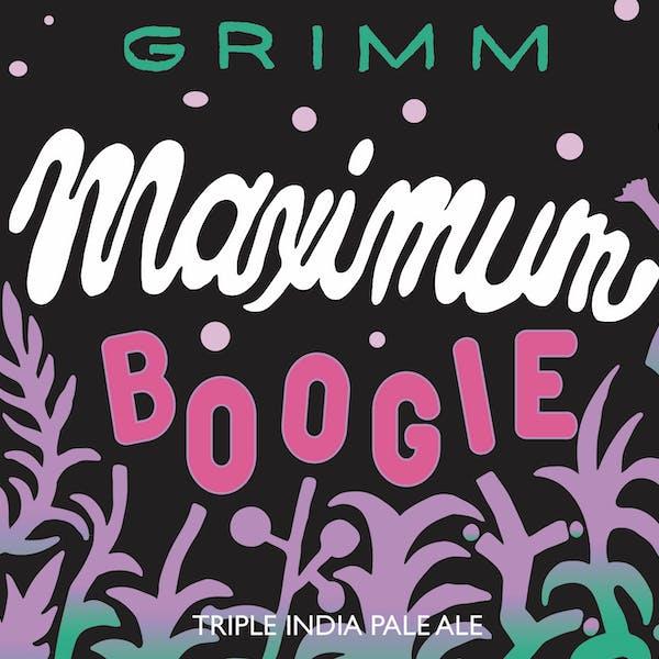 Maximum Boogie