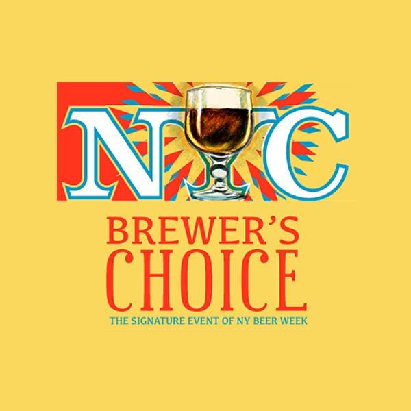 NYC Brewer's Choice 2018