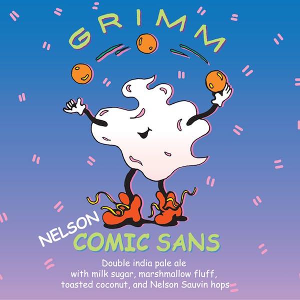 Comic Sans Nelson