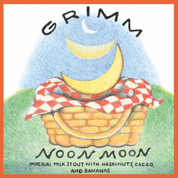 Image or graphic for Noon Moon