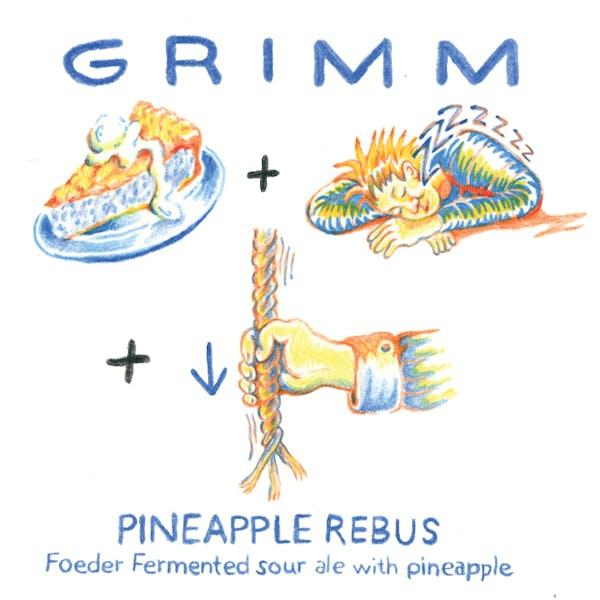 Pineapple Rebus