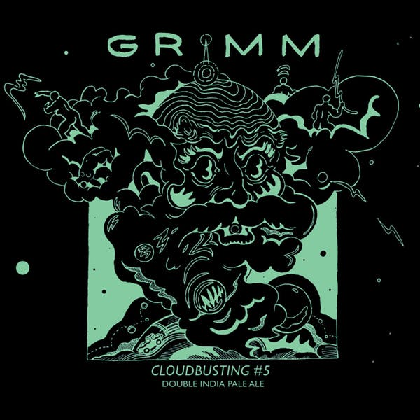 Image result for GRIMM CLOUDBUSTING DIPA