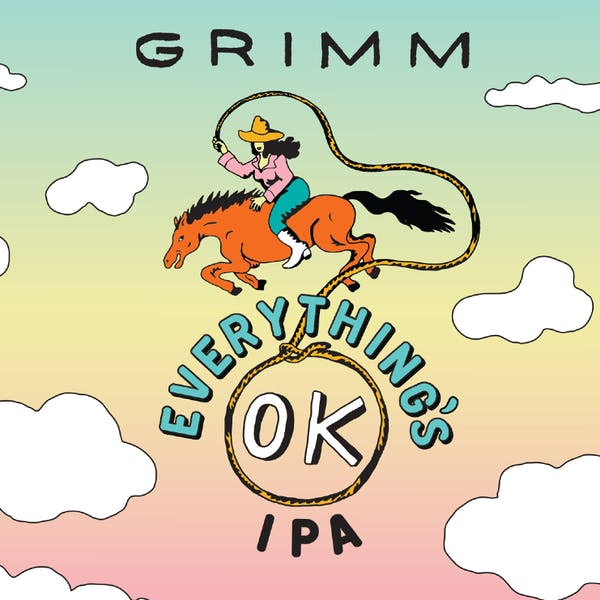 Image or graphic for EVERYTHING'S OK IPA