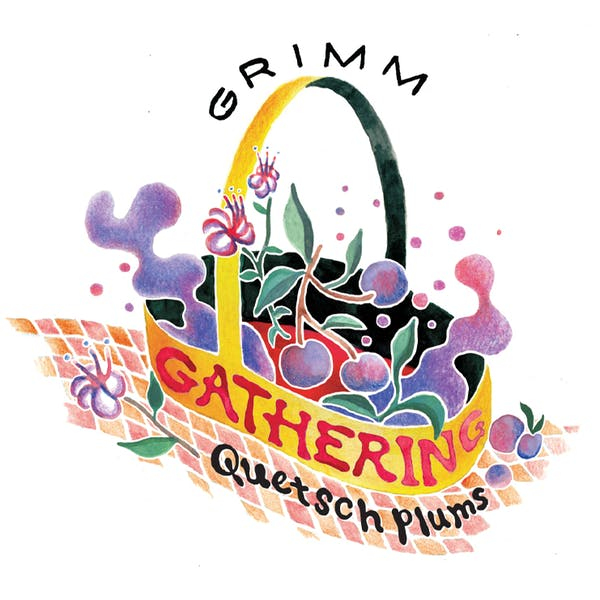 Image or graphic for Gathering Quetsch Plums