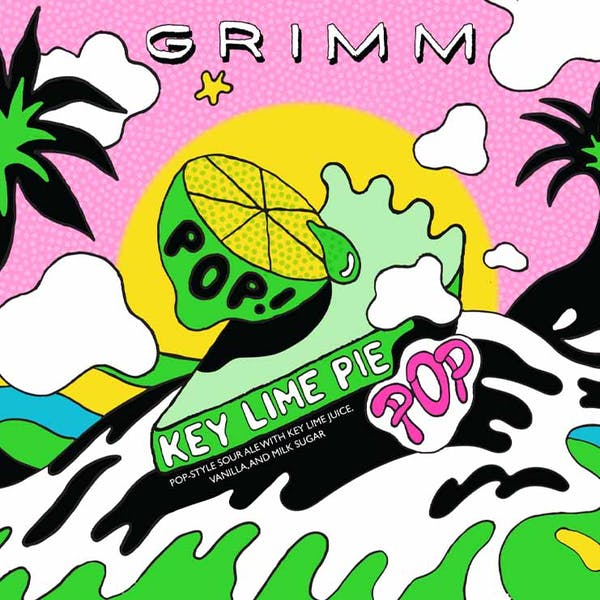 Image or graphic for Key Lime Pie Pop!