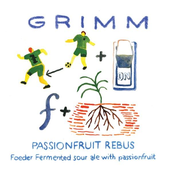 Passionfruit Rebus