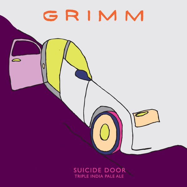 Image or graphic for SUICIDE DOOR