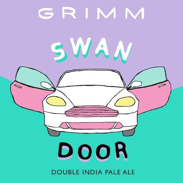 Swan Door