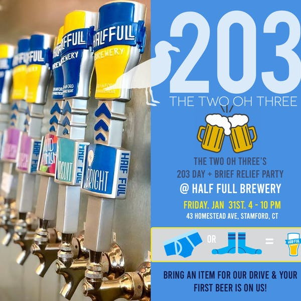 203 Day Half Full Brewery