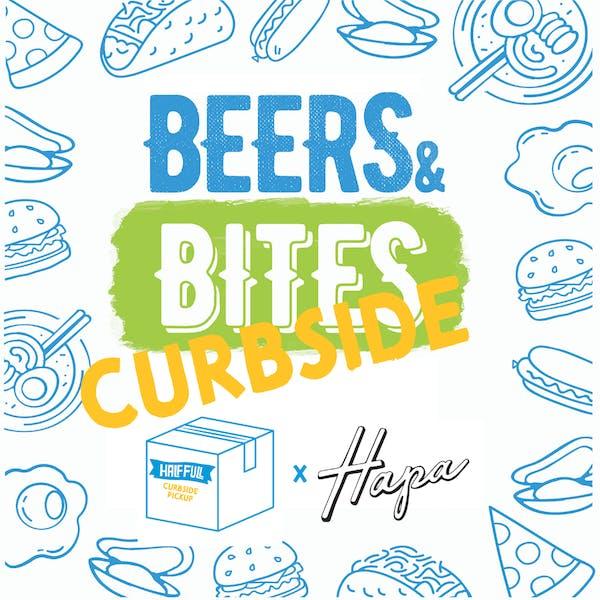Beers & Bites – Curbside