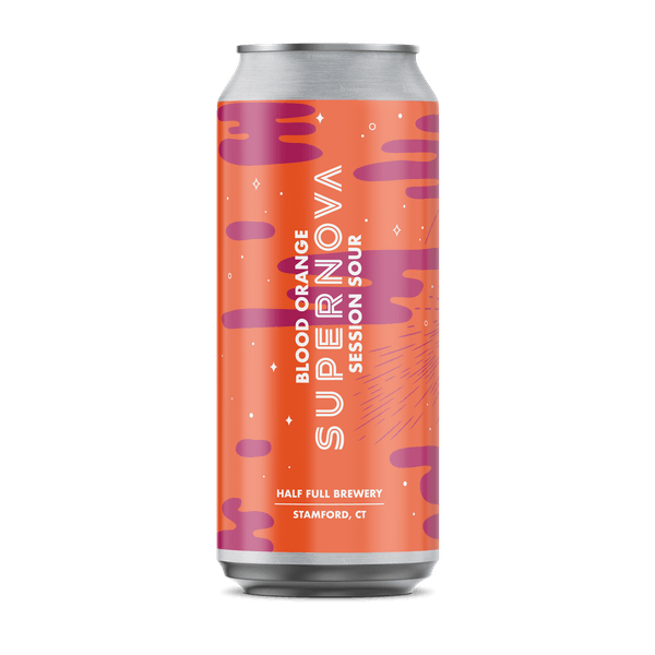 Blood Orange Supernova