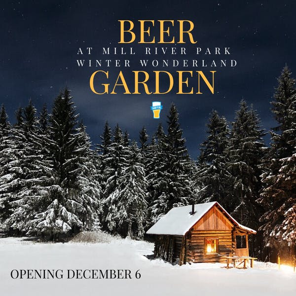 Winter Beer Garden