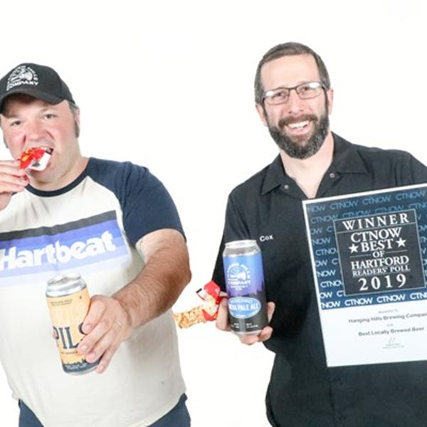 Hanging Hills named best locally brewed beer by CTNow Best of Hartford