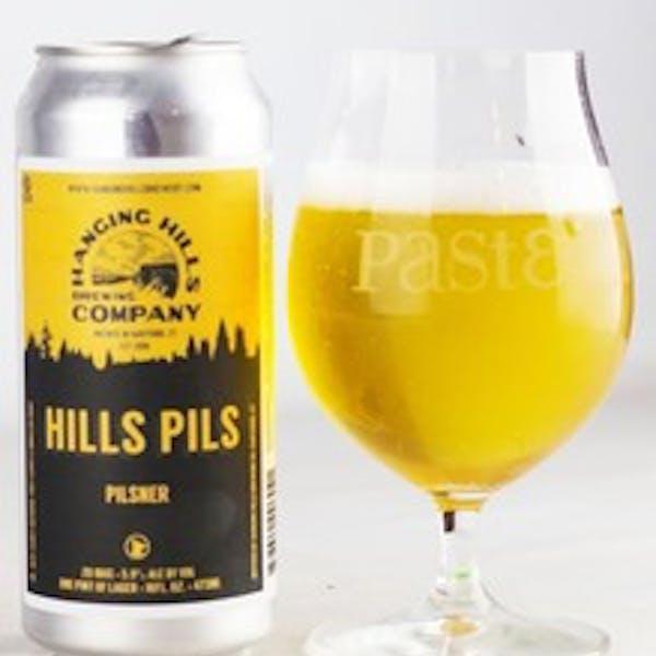 Paste names Hills Pils the 5th best Pilsner