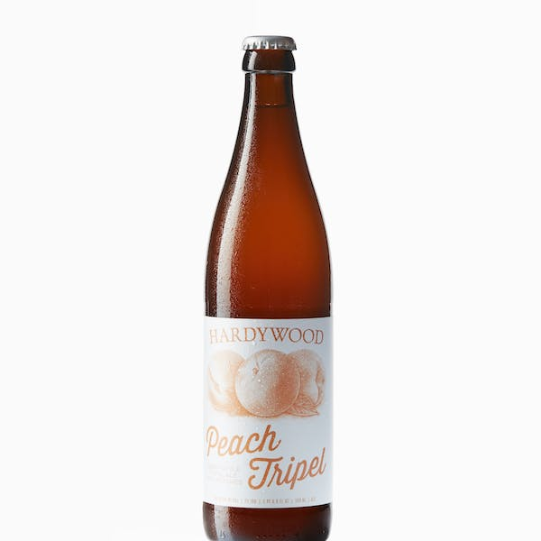Peach Tripel Release in West Creek