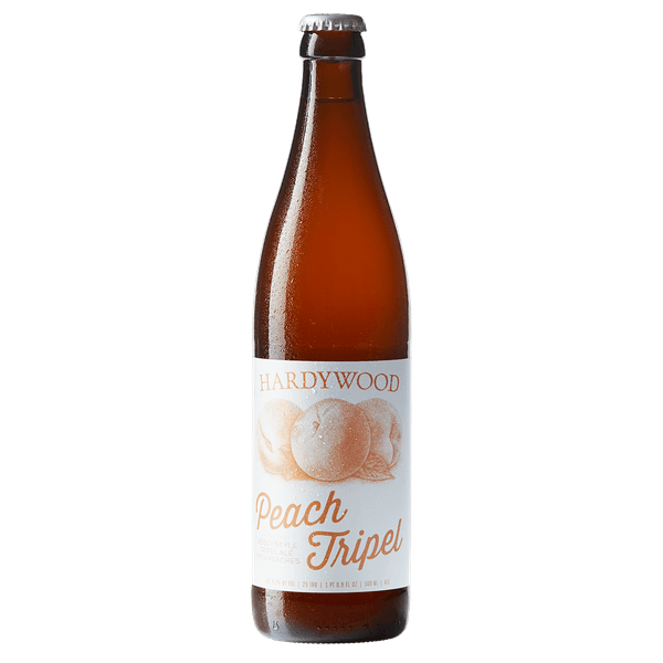 Image or graphic for Peach Tripel