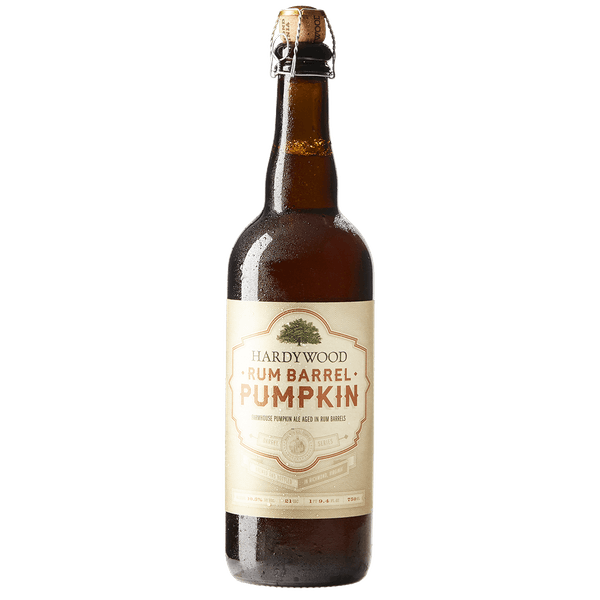 Rum Barrel Pumpkin