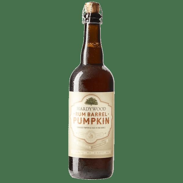 Rum Barrel Pumpkin