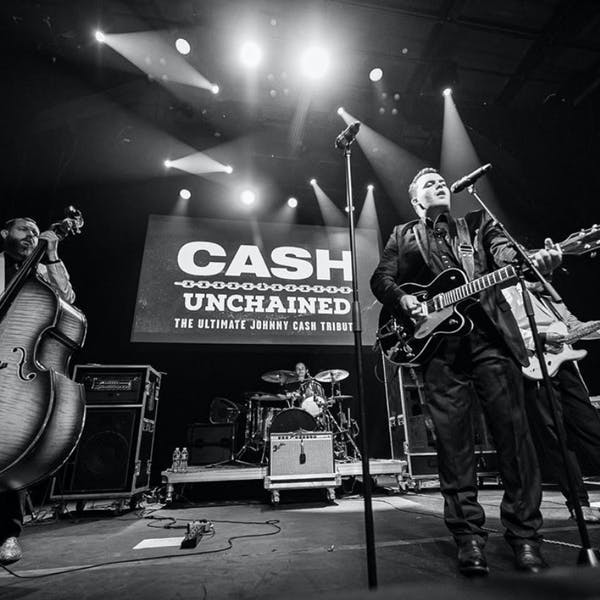 Cash Unchained: The Ultimate Johnny Cash Experience