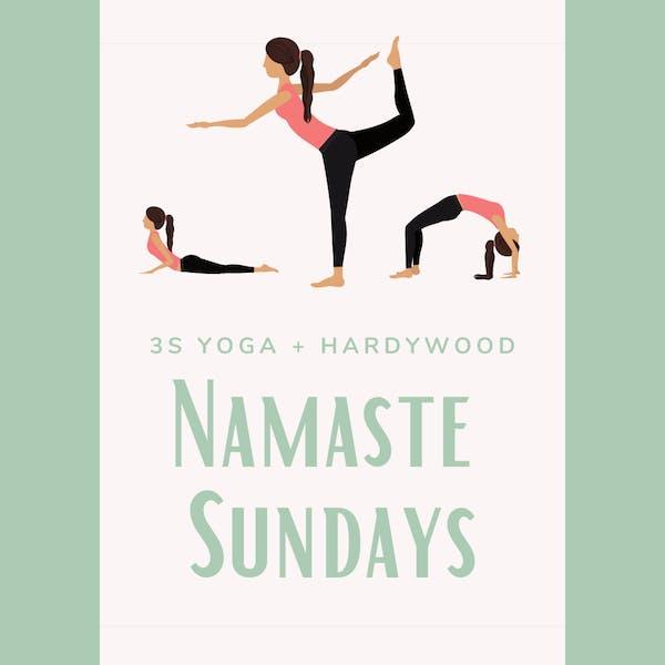 Namaste Sundays at Hardywood RVA 9.19.21