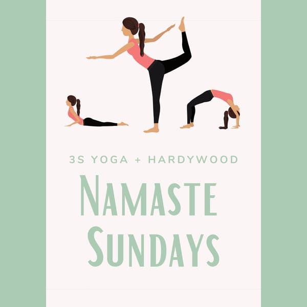 Namaste Sundays at Hardywood RVA 10.24.21