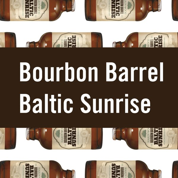 Bourbon Barrel Baltic Sunrise Release
