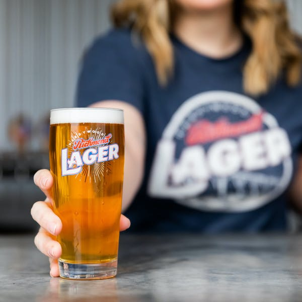 Richmond Lager Draft Launch