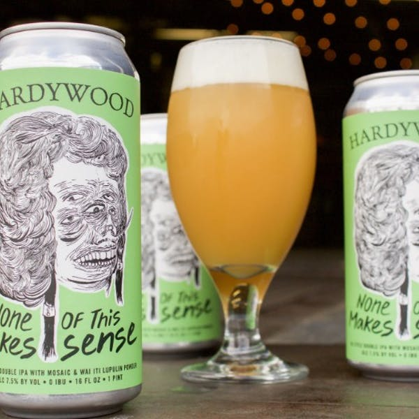 None Of The Makes Sense Can Release at West Creek