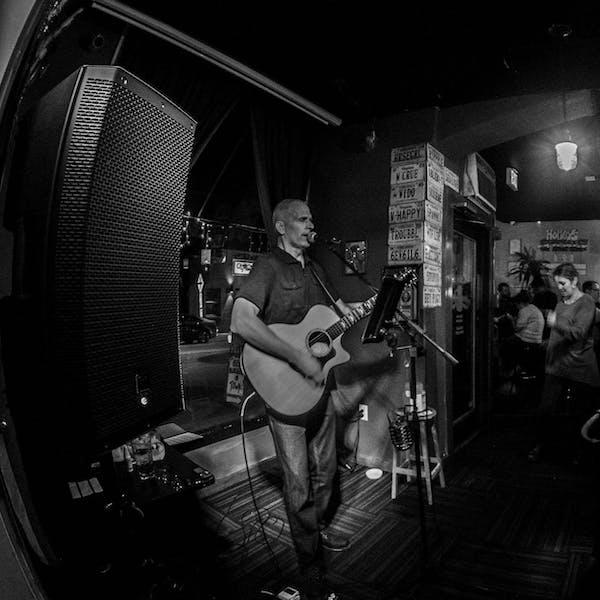 Bobby Baine at Hardywood West Creek – 5/15
