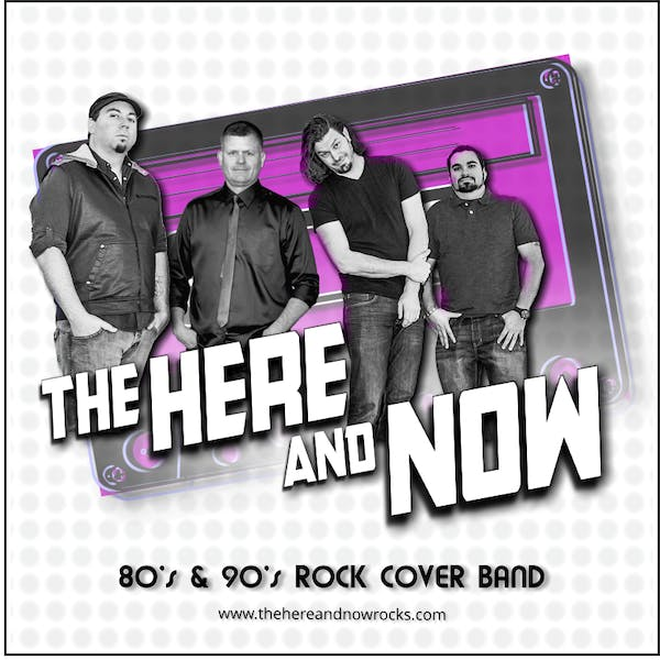 here and now band photo