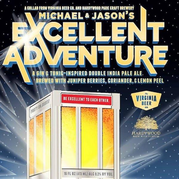 michael and jason's excellent adventure