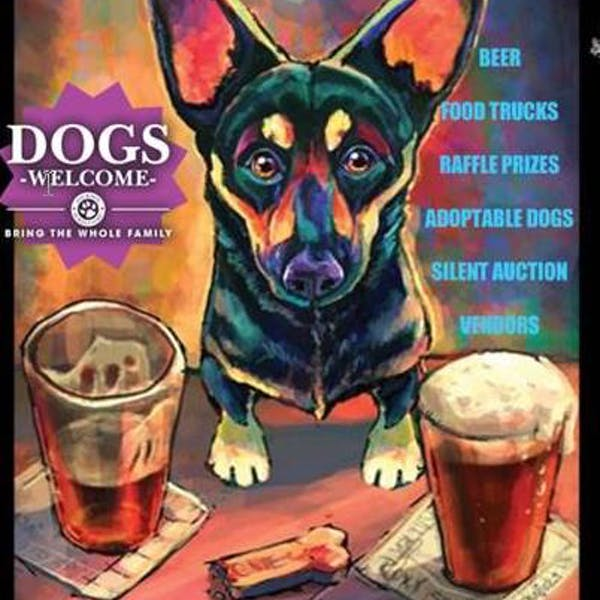gone to the dogs happy hour