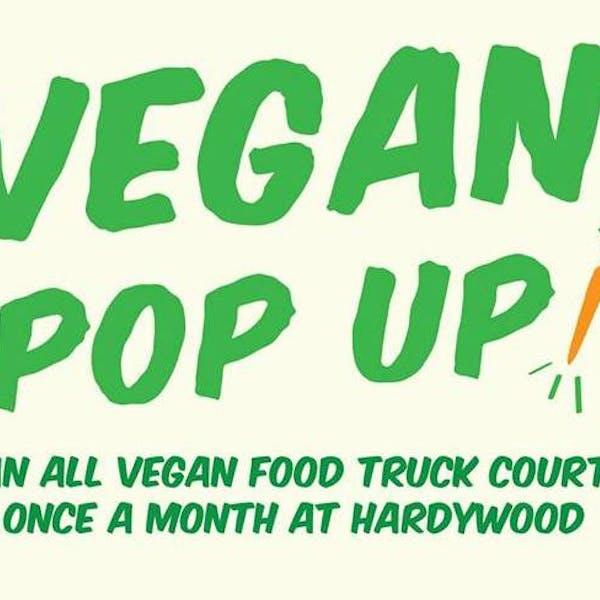 vegan pop up