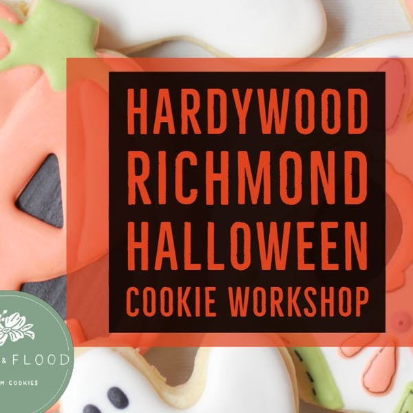 SOLD OUT Pipe + Flood Cookie Workshop