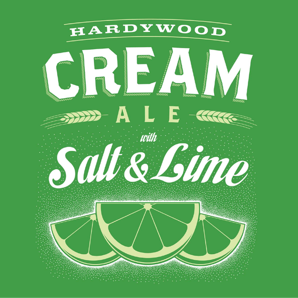 CREAM ALE WITH LIME