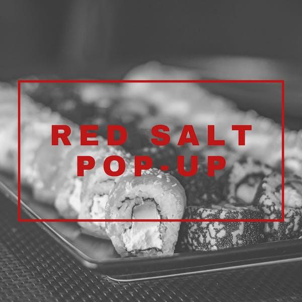 red salt pop-up