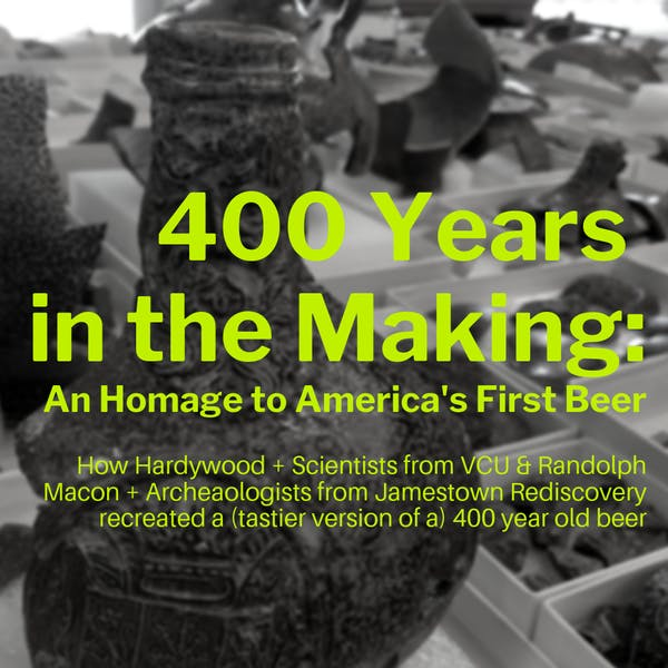 Copy of 400 Years in the Making