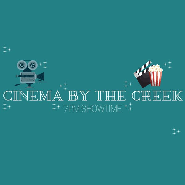 Cinema By The Creek: The Goonies