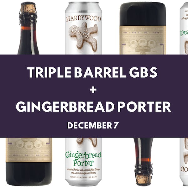 Copy of TRIPLE BARREL + PORTER