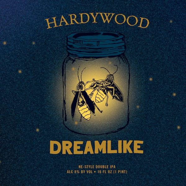 Dreamlike can label