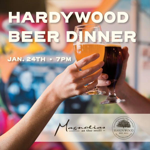 EEP Magnolia - Hardywood Dinner - - FB Post