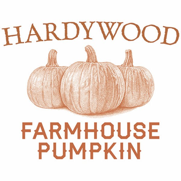 Hardywood Farmhouse Pumpkin at Charlottesville