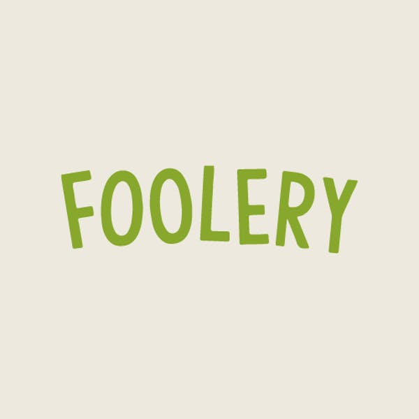 Image or graphic for Foolery