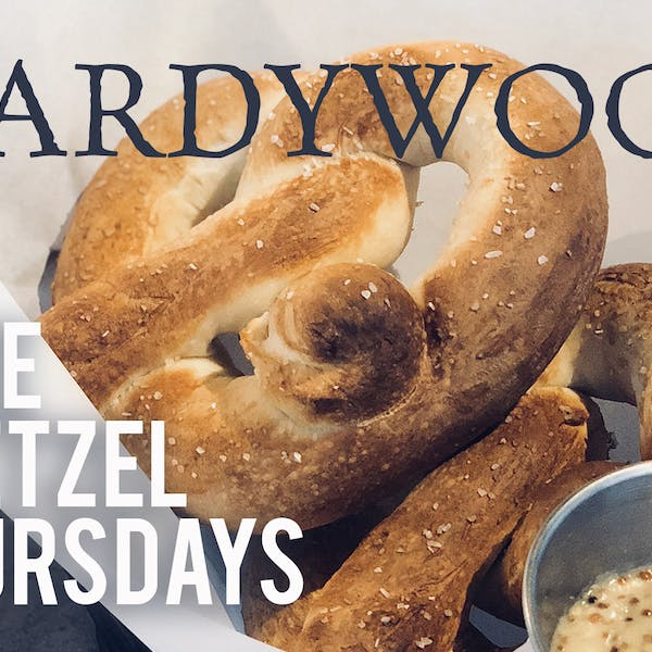 FREE PRETZEL THURSDAY