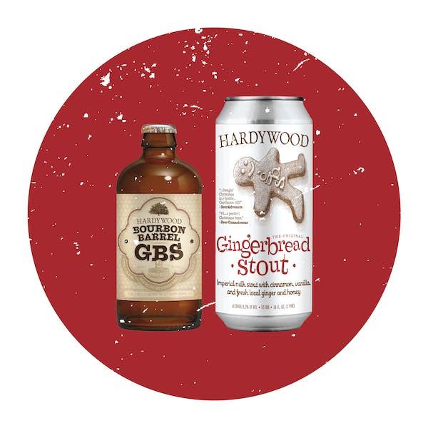 Gingerbread Stout & Bourbon GBS Release