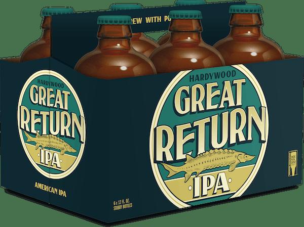 GREAT RETURN SIX PACK