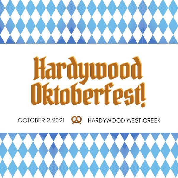 Hardywood Oktoberfest 2021